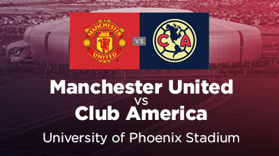 Manchester United vs Club America